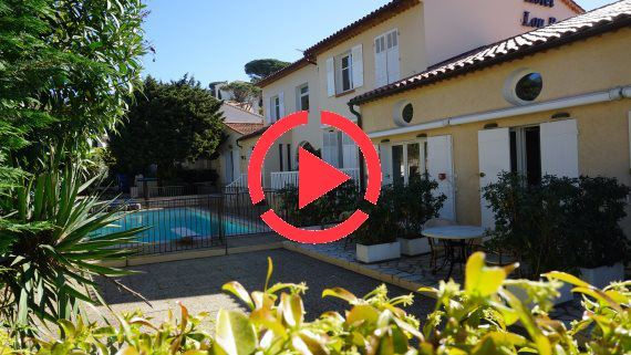 Short Image video of the Hotel, Beach and Town.