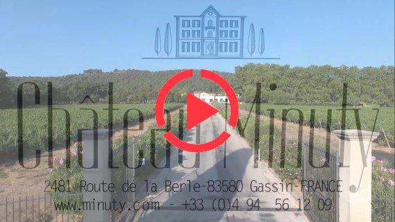 Château MINUTY France