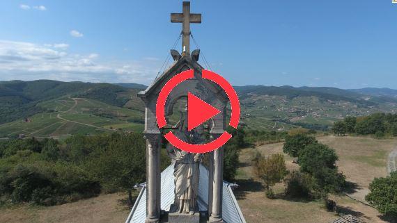 Visual OnScreen quick visual check of a historical church
